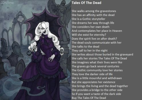 Tales Of The Dead by demonrobber