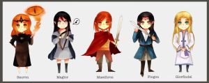 Silmarillion chibi by ciceon