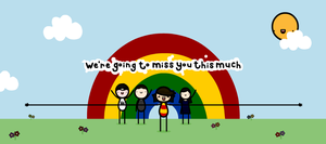 we'll miss you by sooperdave