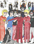 Homestuck: Everyones here for you now, Karkat by ritsukuze