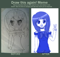 Another...Draw This Again Meme by Rin-luver