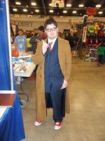 Dr. Who at ACE! 2013 by The-1One