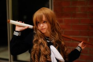 Toradora: Delinquent by Meari-chan