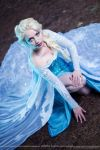 Snow Queen Elsa from Arendelle by RehnCetra