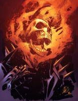 Ghostrider by Eddy-Swan-Colors