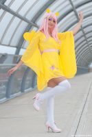 Fluttershy by Saru-Cosplay