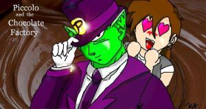 Piccolo and the Chocolate Fac. by Kimi-Clark