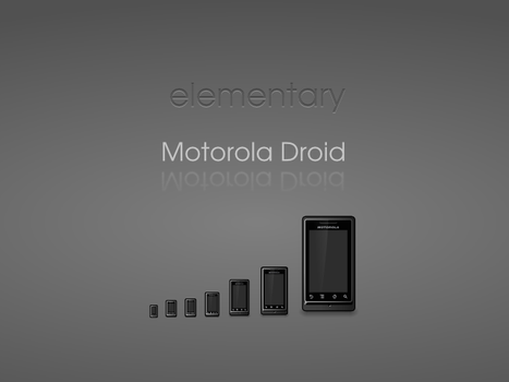 Droid elementary style by spg76