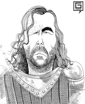 The Hound by LBGarabato