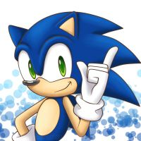 Sonic by sonic75619