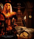 Lady of Time by rgmendes
