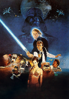 Return of the Jedi Poster 300d by Plamdi