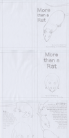 More than a Rat roughs by pandemoniumfire