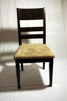 Dining Chair by Kaotiksymphony-Stock