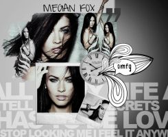 Megan Fox Words by greatedition