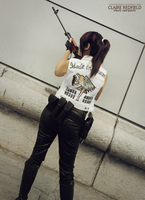 Claire Redfield own version by Queen-Stormcloak