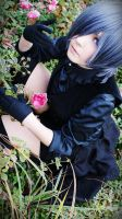 Ciel Phantomhive - Rose by GaaSuka