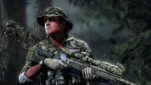 Medal of Honor: Warfighter - U.S. Navy SEAL (III) by EnkiduTheRevelator