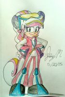 The Racer Rita  by Forev-Amore
