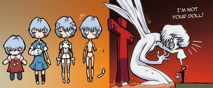 01 NGE Rei Ayanami by pabloyungblut