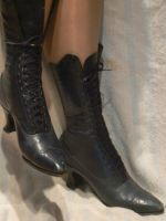 1900's  women's shoes by myfairygodmother