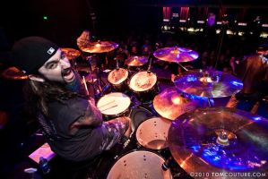 Mike Portnoy by tomcouture