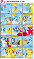 MLP: FiM: Flying Problems: Page 4 by DarthGoldstar710