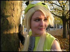 GIR - Animaco 2008 part 3 by Knorke-chan