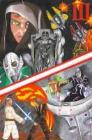Revenge of the Sith by Distephano