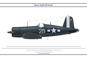 F4U-1D USA VBF-10 1 by WS-Clave