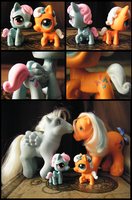Custom Wind Whistler and Wigwam Littlest Pet Shop by Alatariel-Silimaure