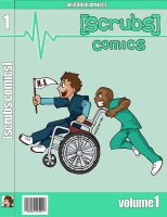 Scrubs Comics Vol 1 Copertina by simrulez