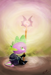 Spike the Mage by MPL52293