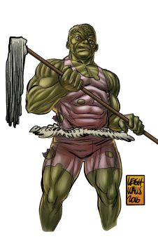 Second TOXIE by LeighWalls-Artist