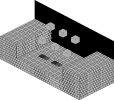 Isometric SMB [W1-4] by BLUEamnesiac