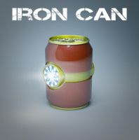 IRON CAN by Ler-ac