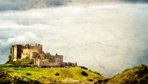 Bamburgh by newcastlemale