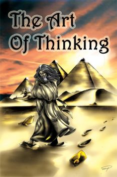 The Art Of Thinking FrontCover by navillus