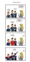 Nerdiness on the Job by Silvre