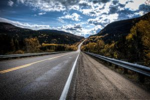 Autumn HDR by Alex7fold