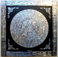 The Aztec Calendar by CacaioTavares