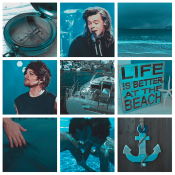 Larry Nautical [COLLAGE] by isnotaname