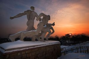 Real Olympians by hotonpictures