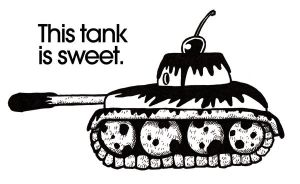This tank is sweet by Shozen