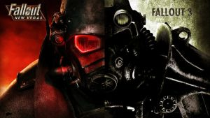 Fallout wallpaper hdr by Nostromo1986