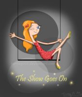 35. The Show Goes On by Turtlegirl5