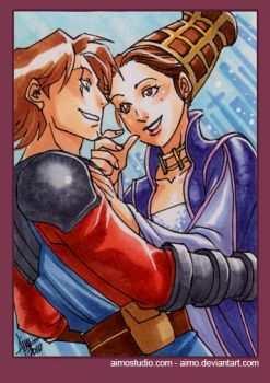 PSC - Anakin and Padme 2 by aimo