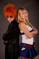 Loki and Lucy by ToraCosplayers