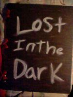 Lost in the dark by BecauseWafflesCanFly