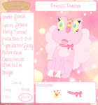 .: PKMNation - 'Princess' Penelope :. by EpiclyAwesomePrussia